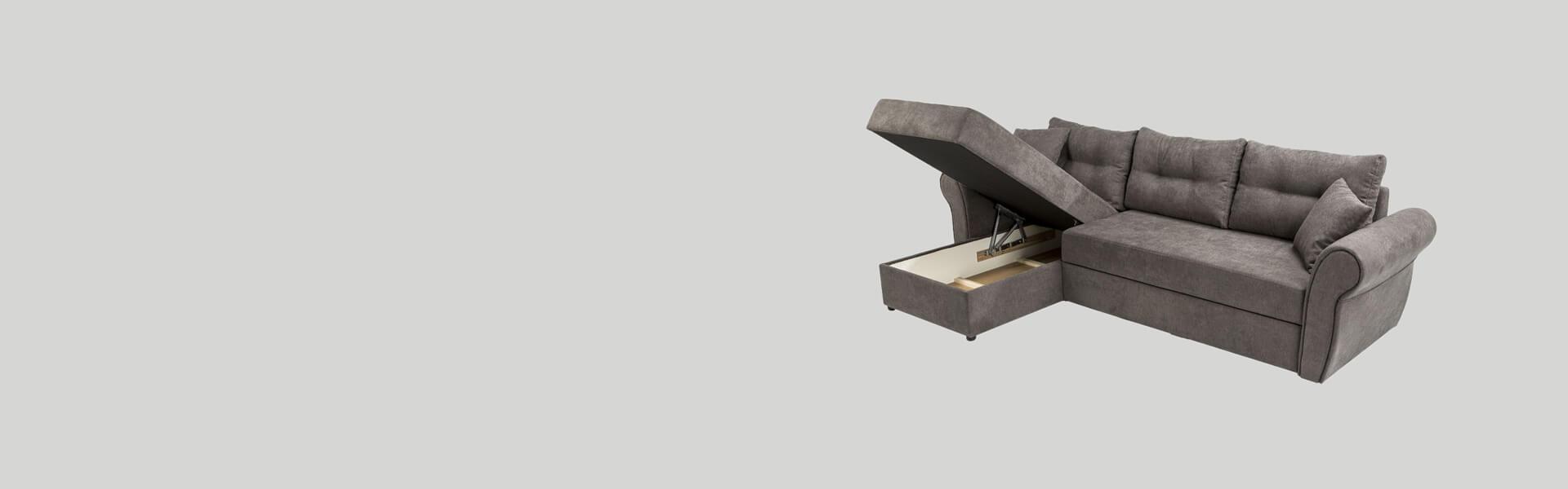 Producent akcesoriow meblowych - Narożnik 2