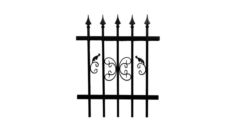 Ogrodzenia - Przęsła ogrodzeniowe